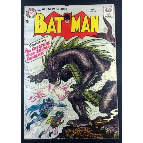 Batman (1940) #104 FN+ (6.5) with Robin Sea Monster cover
