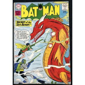 Batman (1940) #138 VG/FN (5.0) and Robin