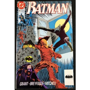 Batman (1940) #457 NM (9.4) or better 1st app Tim Drake as Robin (000)
