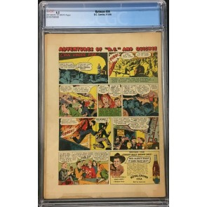 Batman (1940) #34 CGC 4.5 Alfred back-up story (2019703008)