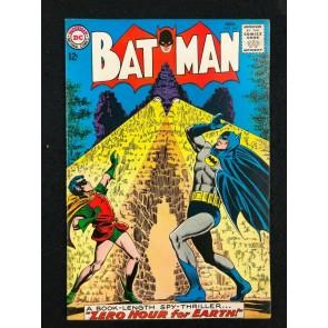 Batman (1940) #167 FN+ (6.5)