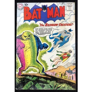 Batman (1940) #134 GD/VG (3.0) and Robin