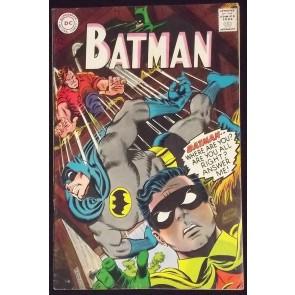 BATMAN #196 FN