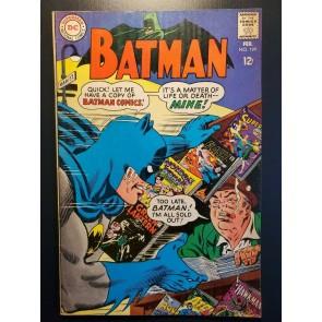 Batman #199 (1968) VF- (7.5)  
