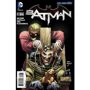 Batman (2011) #39 VF/NM-NM 1:25 Andy Kubert Variant Cover The New 52!