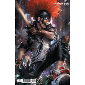 Batman (2016) #99 VF/NM-NM Derrick Chew Clownhunter Variant Cover Joker War