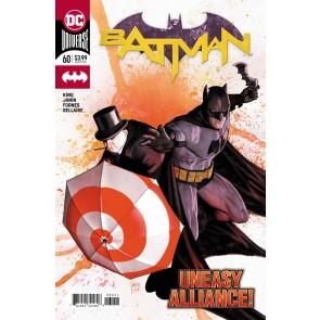 Batman (2016) #60 VF/NM Mikel Janin Cover DC Universe
