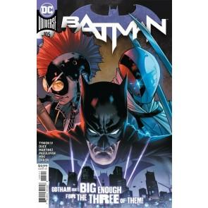 Batman (2016) #105 VF/NM Jorge Jimenez &  Francesco Mattina Cover Set