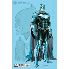Batman (2016) #100 VF/NM 1:25 Batman Jorge Jimenez Variant Cover