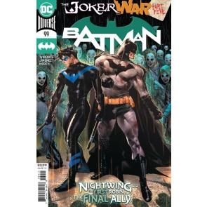 Batman (2016) #99 VF/NM Jorge Jimenez Cover The Joker War Part Five