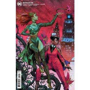 Batman (2016) #115 VF/NM The Gardener Jorge Molina Variant Cover