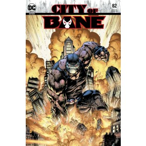 Batman (2016) #82 VF/NM David Finch Bane Cover