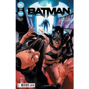 Batman (2016) #109 VF/NM Jorge Jimenez Cover