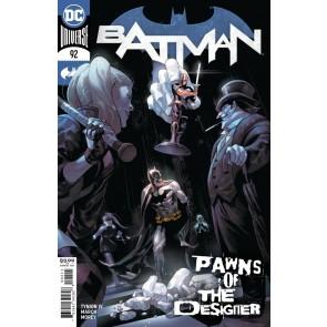 Batman (2016) #92 VF/NM Yasmine Putri Cover Punchline