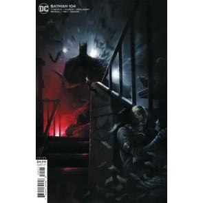 Batman (2016) #104 VF/NM Francesco Mattina Variant Cover