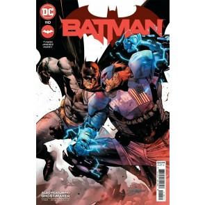 Batman (2016) #110 VF/NM Jorge Jimenez Cover