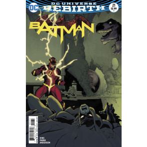 Batman (2016) #21 Lentincular Tim Sale International Regular Cover Lot of 4