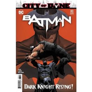 Batman (2016) #83 VF/NM Mikel Janin Cover City of Bane
