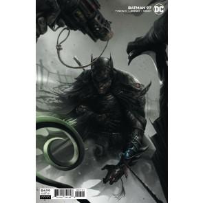 Batman (2016) #97 VF/NM Francesco Mattina Variant Cover