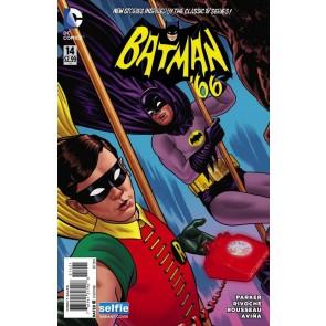"Batman '66 (2013) #14 VF/NM-NM ""Selfie"" Variant Cover The New 52!"