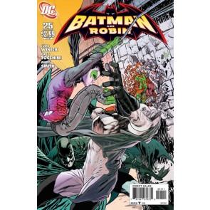 BATMAN AND ROBIN (2009) #25 VF/NM