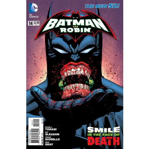 BATMAN AND ROBIN (2011) #14 VF+ - VF/NM THE NEW 52!