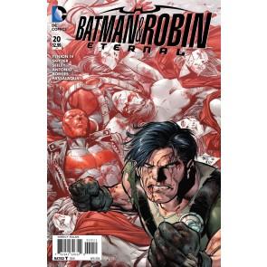 Batman and Robin Eternal (2015) #20 VF/NM