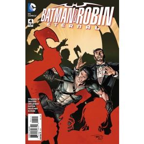 BATMAN AND ROBIN ETERNAL (2015) #4 VF/NM