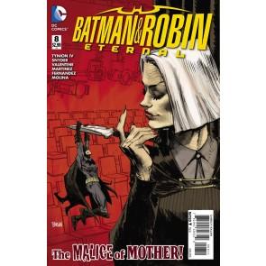 BATMAN AND ROBIN ETERNAL (2015) #8 VF-