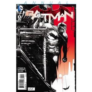 BATMAN ANNUAL (2015) #4 VF/NM