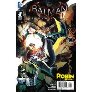 BATMAN: ARKHAM KNIGHT: ROBIN SPECIAL (2015) #1 VF/NM ONE-SHOT