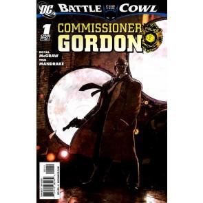 Batman: Battle for the Cowl: Commissioner Gordon (2009) #1 VF/NM Tom Mandrake