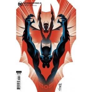 Batman Beyond (2016) #41 VF/NM Francis Manapul Variant Cover