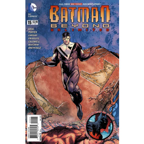 BATMAN BEYOND UNLIMITED (2012) #15 VF+ - VF/NM