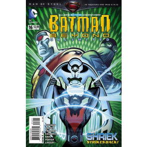 BATMAN BEYOND UNLIMITED (2012) #16 VF - VF+