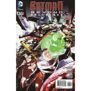 BATMAN BEYOND UNLIMITED (2012) #4 VF/NM