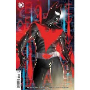 Batman Beyond (2016) #34 VF/NM Kaare Andrews Variant Cover