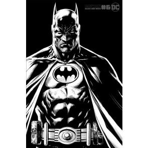 Batman Black & White (2021) #6 VF/NM Jason Fabok Variant Cover