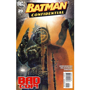 BATMAN CONFIDENTIAL (2007) #29 VF SCOTT MCDANIEL ART