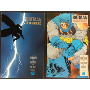 Batman Dark Knight Returns (1986) #1 2 3 4 NM (9.4) complete set Frank Miller