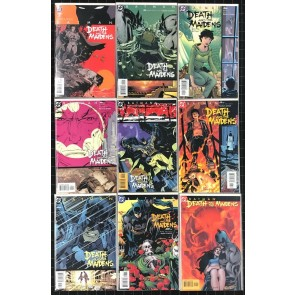 Batman Death and the Maidens (2003) #1-9 NM (9.4) Complete set Rucka & Janson