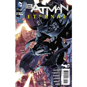 BATMAN ETERNAL (2014) #12 VF/NM THE NEW 52!