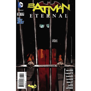 BATMAN ETERNAL (2014) #13 VF+ - VF/NM THE NEW 52!