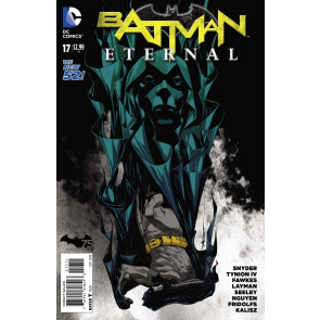 BATMAN ETERNAL (2014) #17 VF/NM THE NEW 52!
