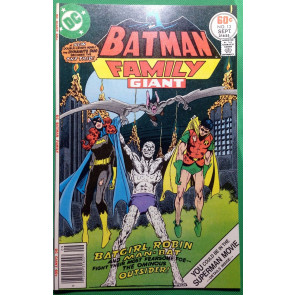 Batman Family (1975) #113 VF/NM (9.0) featuring Batgirl & Robin Batwoman cameo