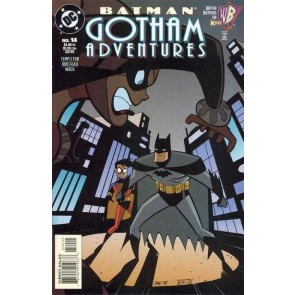Batman: Gotham Adventures (1998) #14 VF/NM-NM Harley Quinn Appearance