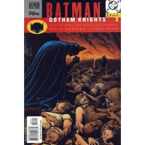BATMAN: GOTHAM KNIGHTS (2000) #3 VF/NM PAUL POPE BRIAN BOLLAND