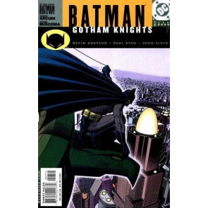 BATMAN: GOTHAM KNIGHTS (2000) #7 VF/NM  BRIAN BOLLAND