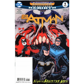 Batman Halloween Comic Fest Special Edition (2017) #1 VF/NM