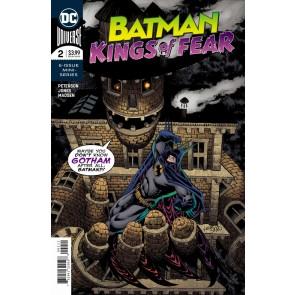 Batman: Kings of Fear (2018) #2 VF/NM-NM Kelley Jones Art